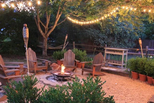 backyard ideas on a budget daisymaebelle