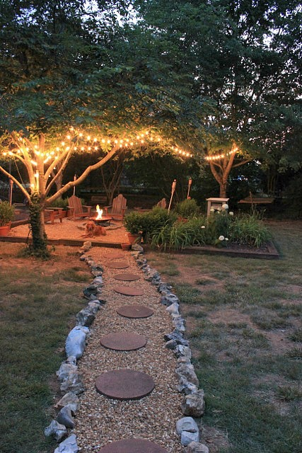 Simple Backyard Ideas