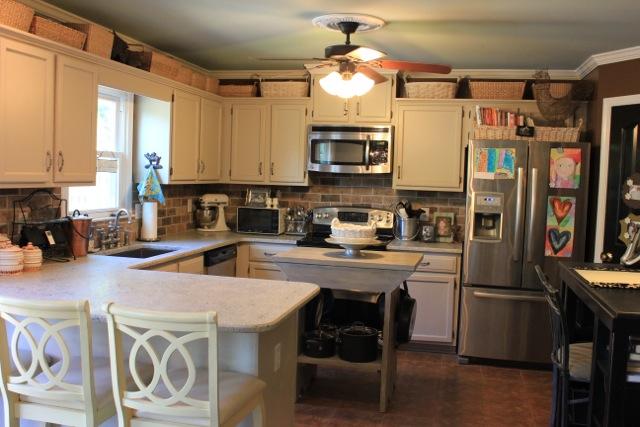 Storage Above Kitchen Cabinets Kitchen Storage Area