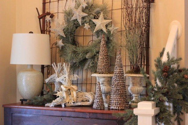 i hope your decorating - Christmas Decorating Ideas For Foyer