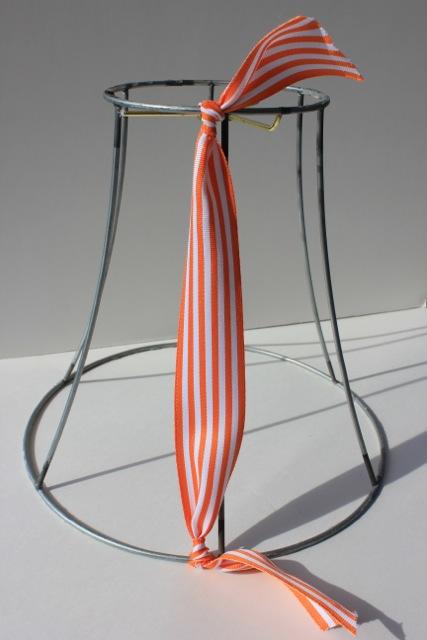 Diy ribbon lampshade daisymaebelle daisymaebelle i aloadofball Choice Image