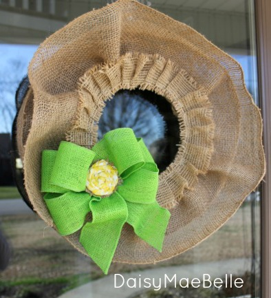 Burlap Wreath Feb 201323