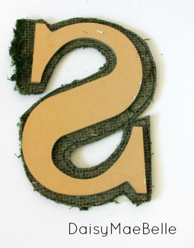 Frame, burlap wreath feb 201302