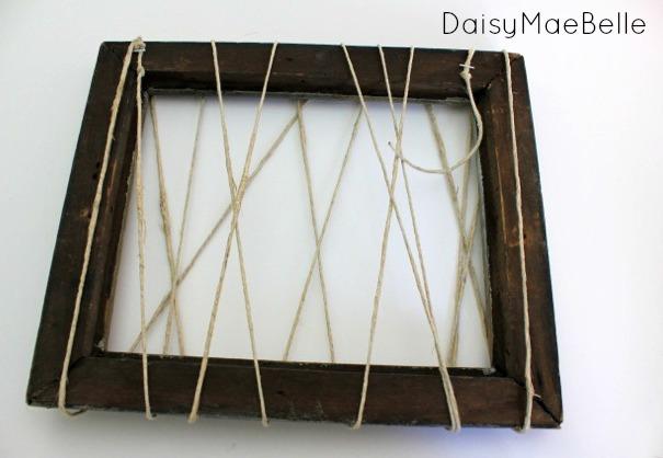string frame06