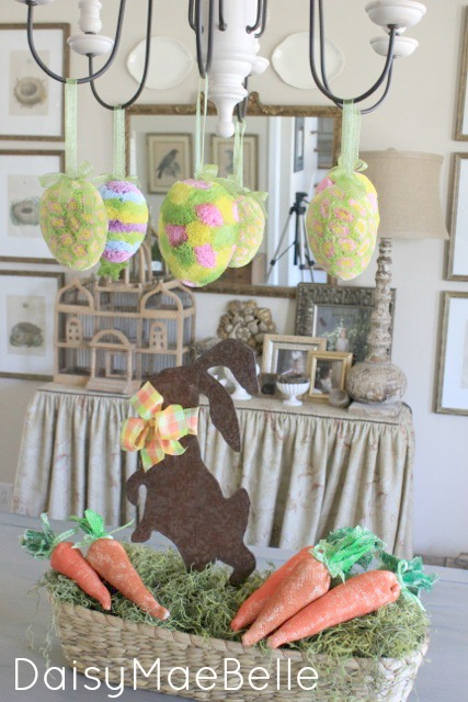Easter Decorations @ DaisyMaeBelle