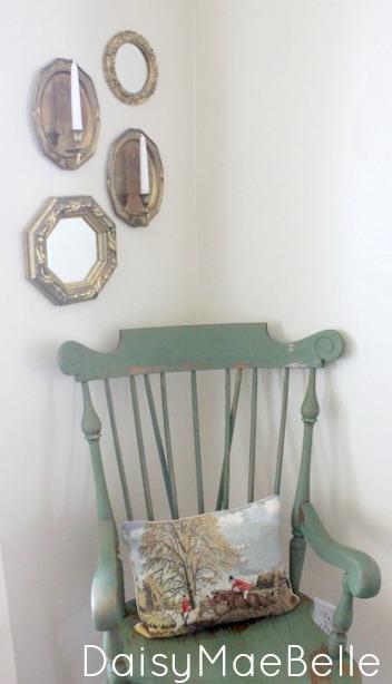 Miss Mustard Seed Chair @ DaisyMaeBelle