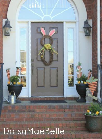 Spring Porch Makeovers Daisymaebelle Daisymaebelle