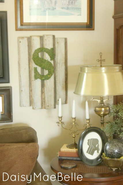 Barn Wood Sign @ DaisyMaeBelle
