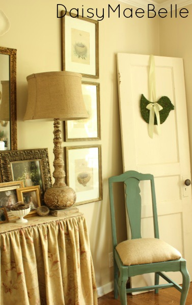 Decorating with Old Doors @ DaisyMaeBelle