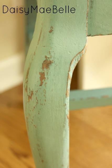 Miss Mustard Seed Kitchen Scale Chair @ DaisyMaeBelle