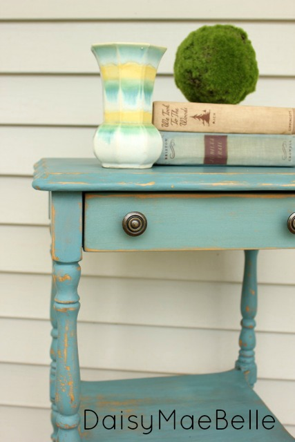 Miss Mustard Seed Kitchen Scale Milk Paint @ DaisyMaeBelle