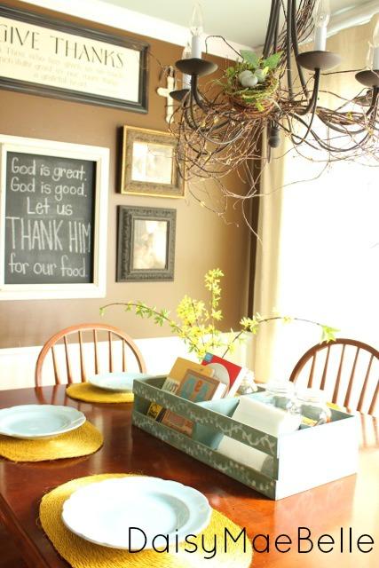 Kitchen Table @ DaisyMaeBelle