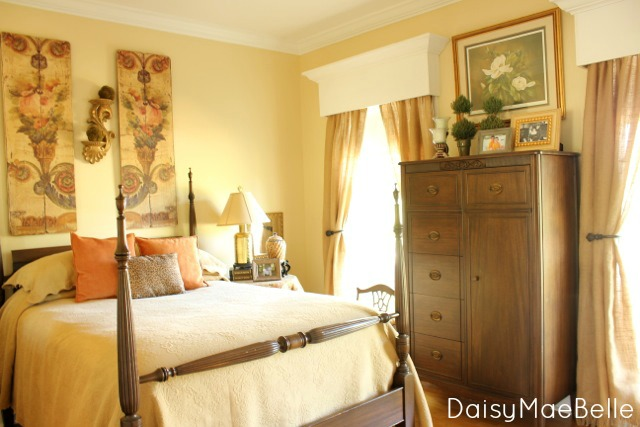 Guest Bedroom @ DaisyMaeBelle
