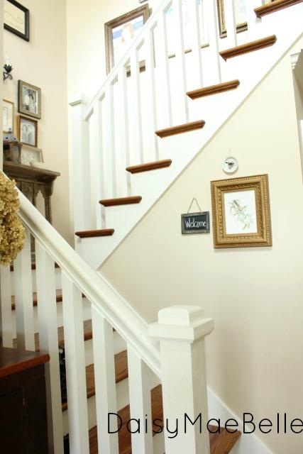 Stairway @ DaisyMaeBelle