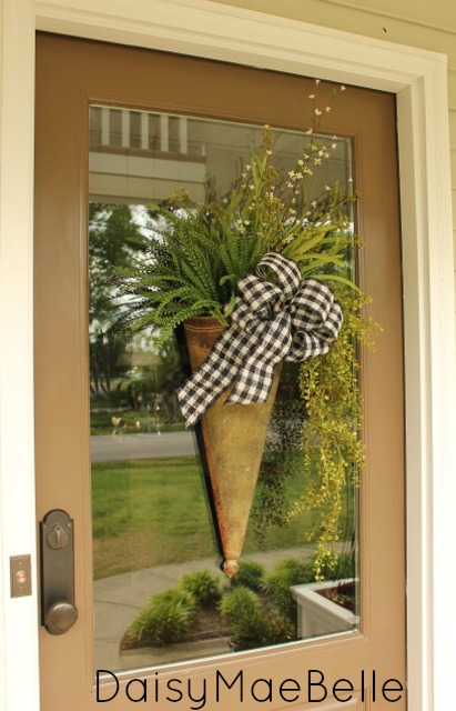 Front Door Arrangement @ DaisyMaeBelle