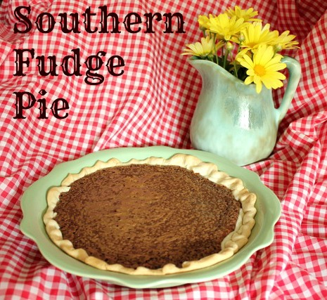 fudge pie 27