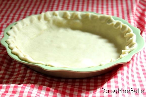 Pie Crust @ DaisyMaeBelle
