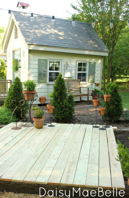 5 Ideas For Creating Outdoor Retreats Daisymaebelle
