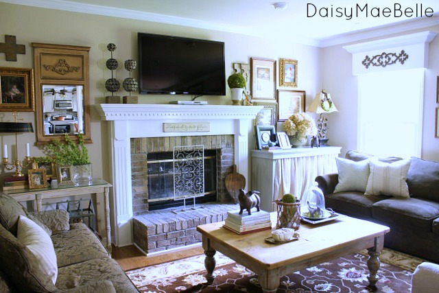 Family Room @ DaisyMaeBelle