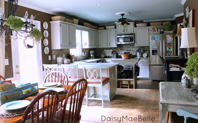 My Kitchen @ DaisyMaeBelle