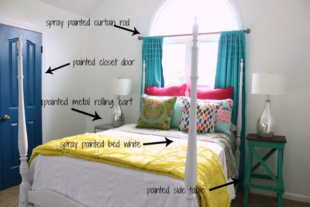 Anna Belle's room @ DaisyMaeBelle