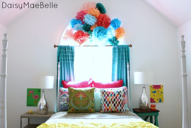 Decorating a Tween Room @ DaisyMaeBelle