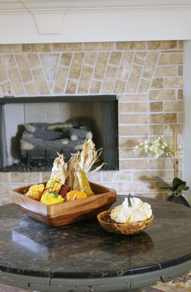 Decorating with gourds