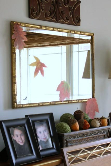Natural Fall Decorations