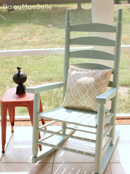 Painting With Annie Sloan Chalk Paint. Outdoor Furniture ... Part 71