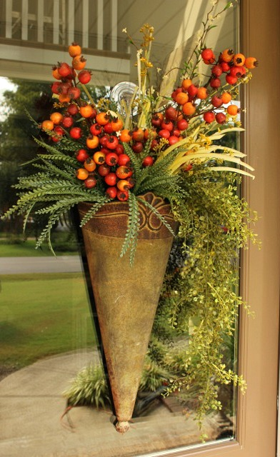 Fall Decorations for your front door