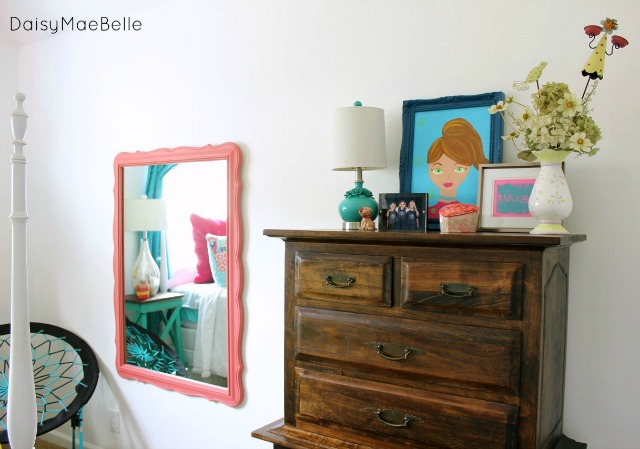 Decorating with bright colors