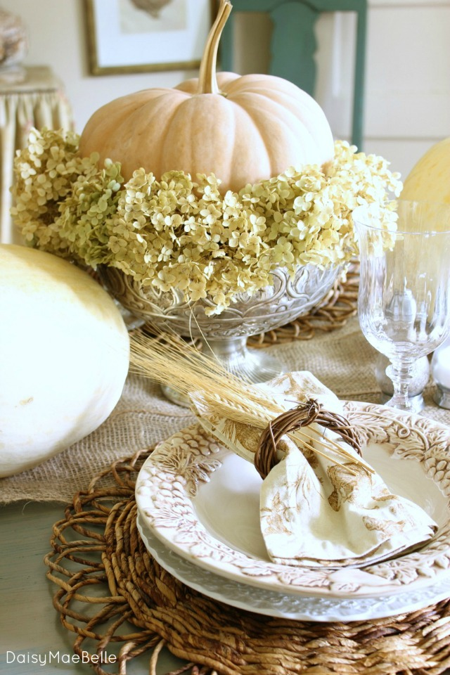 Fall Table Ideas