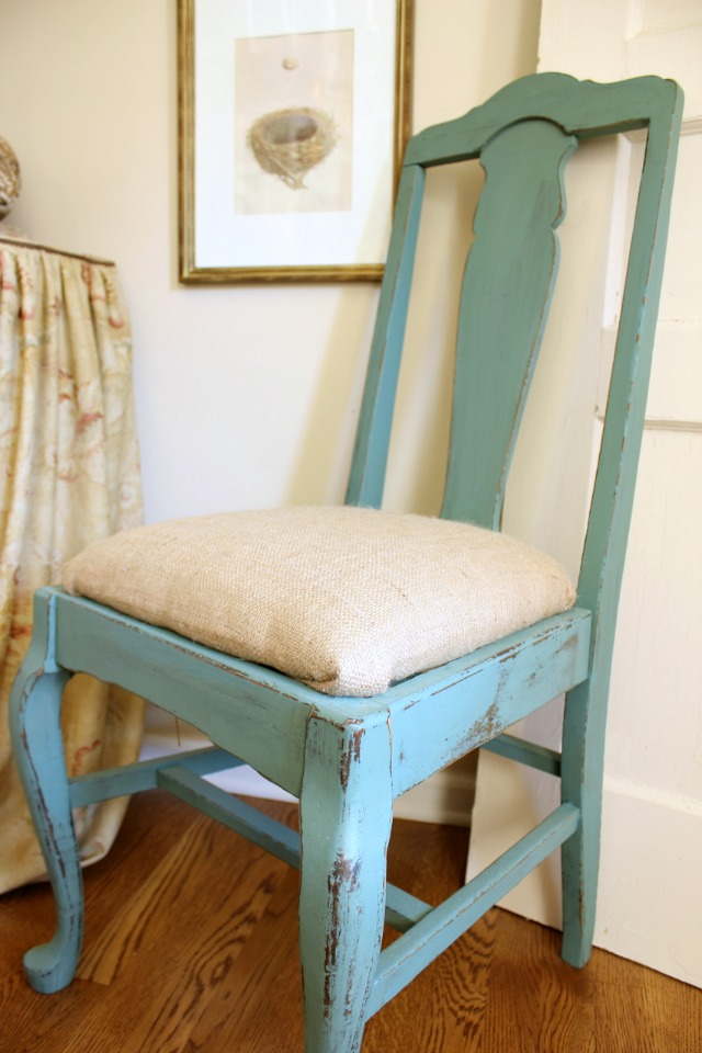 Painted Dining Room Chair