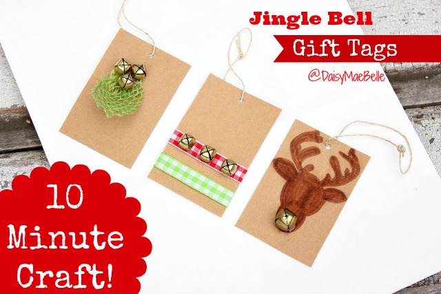 Simple Gift Tags to Make