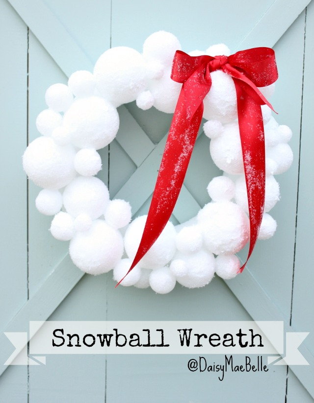 8 Handmade Christmas Wreaths Hobbycraft Blog