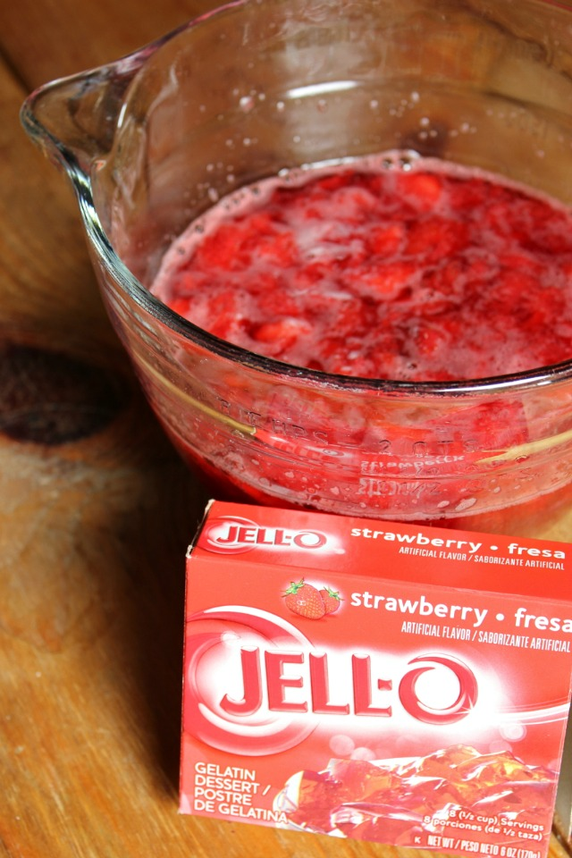 Strawberry Jello Salad