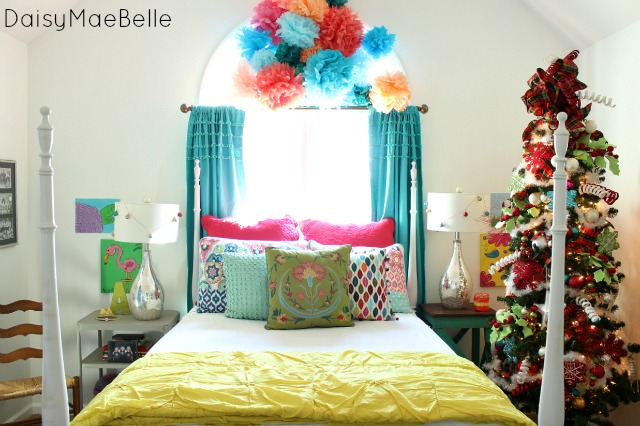 Decorating with Bright Colors for Christmas