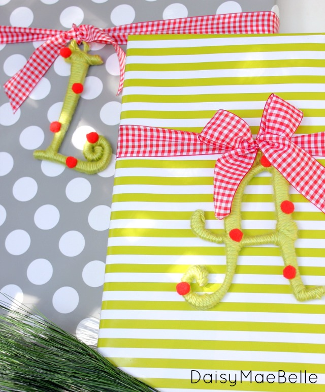 Cute ways to wrap presents