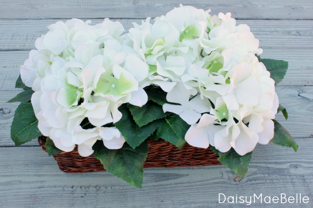 How to make a hydrangea arrangement