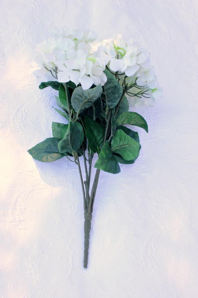Supplies for a Spring Wreath