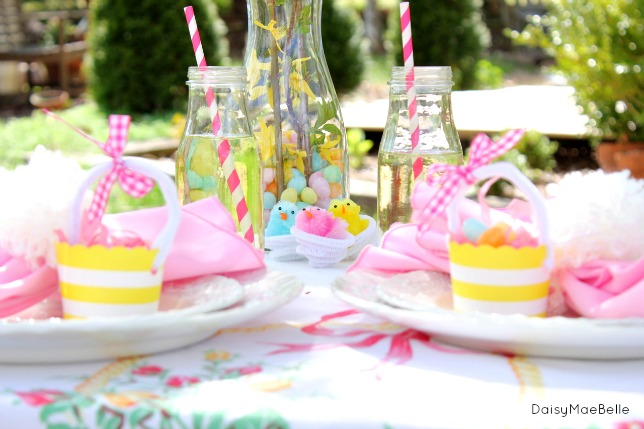 Easter Table for children