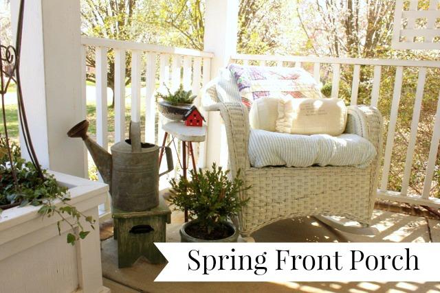 Vintage Front Porch