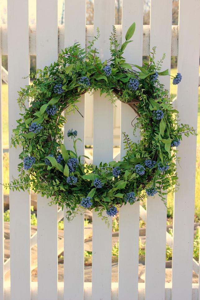 Make a Spring Wreath