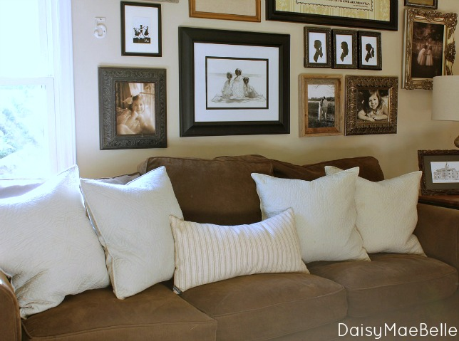 Decorating a Family Room