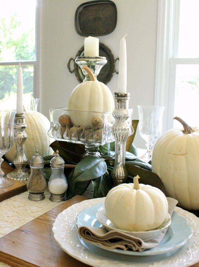 natural fall table
