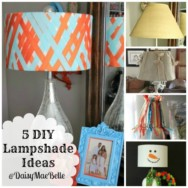 5 Lampshade Makeovers