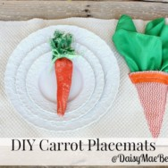Carrot Placemats