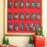 DIY Countdown to Christmas