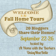 Welcome Fall Home Tours – Day 2 {and a GIVEAWAY!}