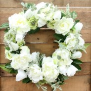 My New Etsy Wreath Shop